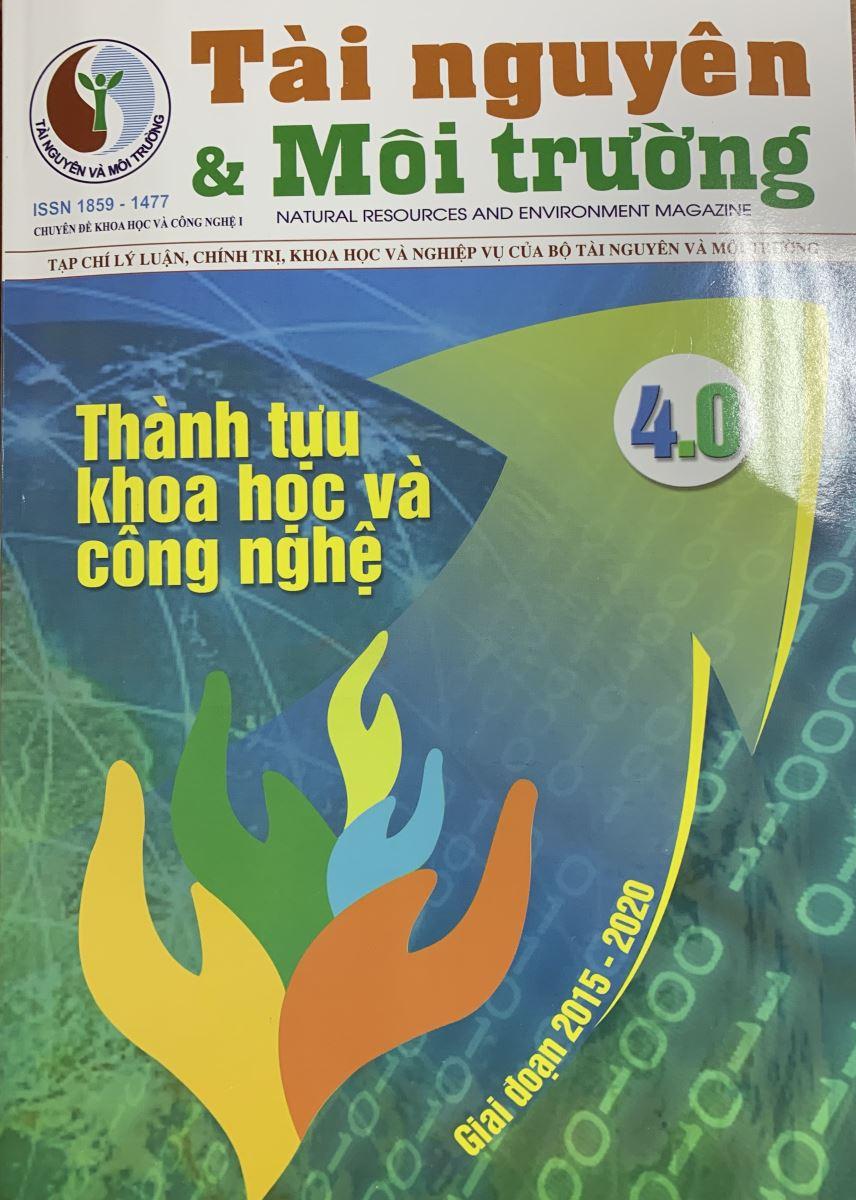 """""""Thành tựu khoa học và công nghệ""""- Số chuyên đề về khoa học và công nghệ tháng 11 trên tạp chí Tài nguyên và Môi trường"""
