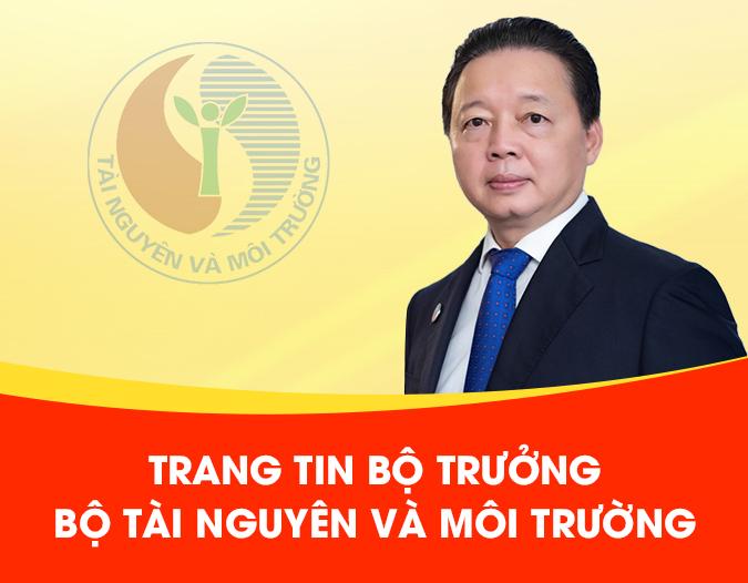Trang tin Bộ trưởng